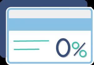 o% intro APR
