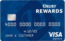 Drury Visa Card