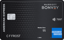 Marriott Bonvoy Brilliant™ American Express® Card Image