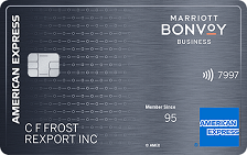 Marriott Bonvoy Business™ American Express® Card Logo
