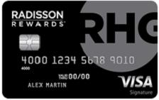 Radisson Rewards™ Premier Visa Signature® Card Image