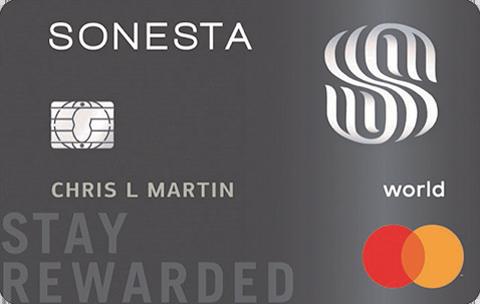 Sonesta World Mastercard Image