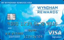 Wyndham Rewards® Visa® Card Image