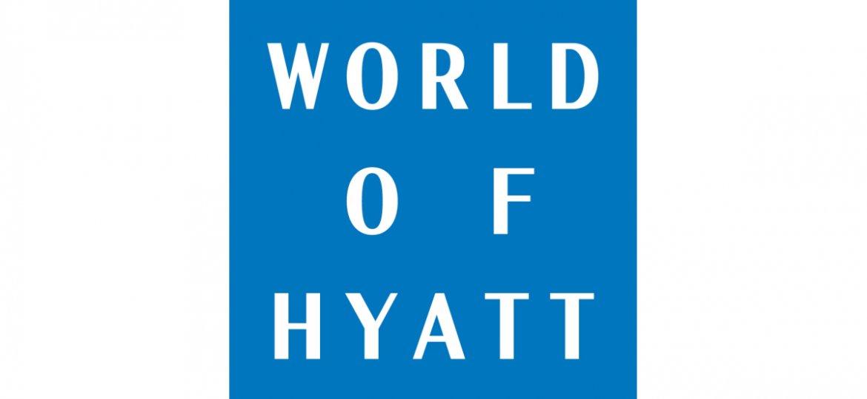 World of Hyatt Logo